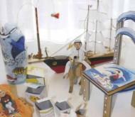 おもちゃ箱展  作者名:石田葉子、境朋子