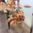 個性の作陶展「土のぬくもり」