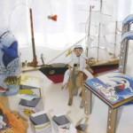 石田葉子、境朋子:おもちゃ箱展ーものをつくるっておもしろい!