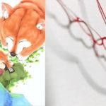 Yuukari×Lucy 二人展『切り絵とイラスト』