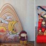白石建三 木工ものづくり作品展